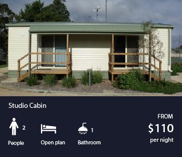 Studio-Cabin